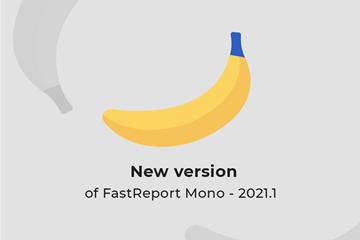 fastreport mono v2021.1用户手册