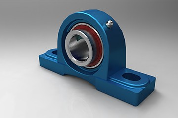 SolidWorks模型免费下载:轴承座