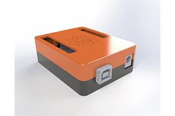 SolidWorks模型免费下载:Arduino Uno手机壳