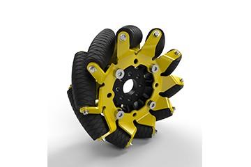 SolidWorks模型免费下载:车轮