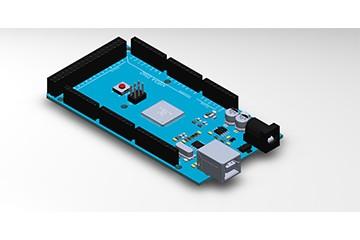 SolidWorks模型免费下载:巨型Arduino