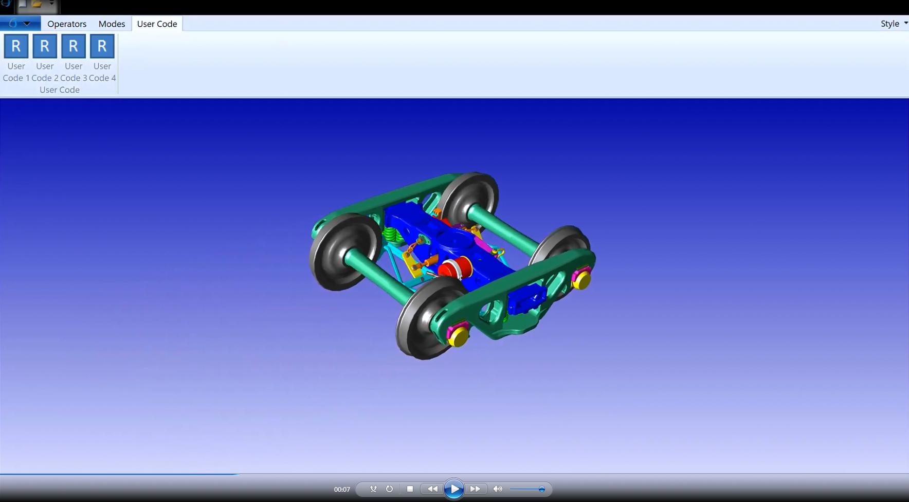 HOOPS Visualize增添新的动画功能,包括新的动画管理器