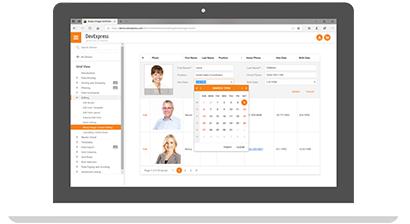 DevExpress Reporting示例:如何使用OData(WCF数据服务)为报表提供数据