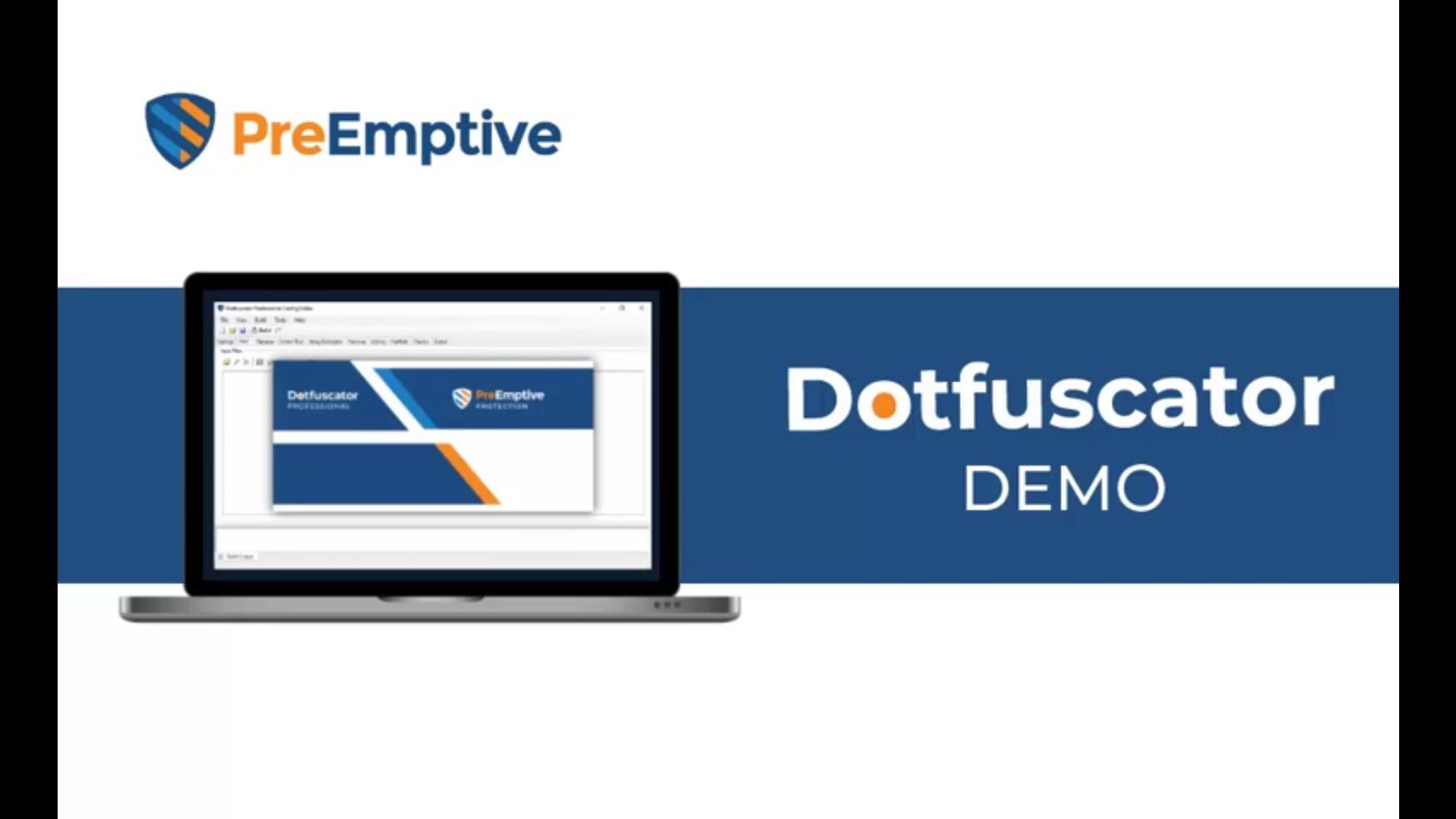 Protection Dotfuscator混淆DLL程序集过程和效果演示