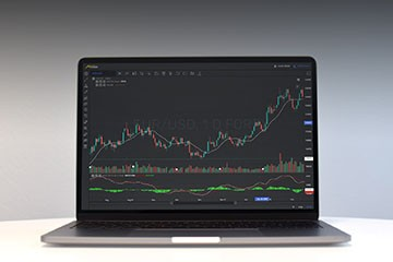 FinTech Web Charts