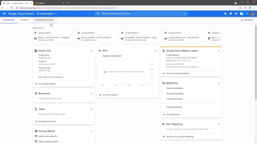 使用Stimulsoft基于 Google Analytics 数据创建仪表板和报告
