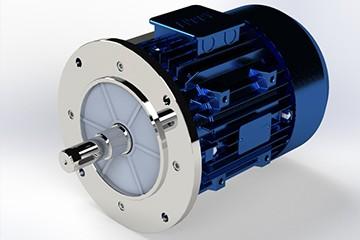 SolidWorks模型免费下载:三相交流机