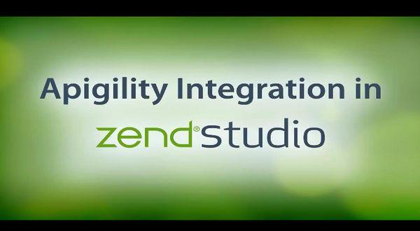 Zend Studio教学视频之集成Apigility
