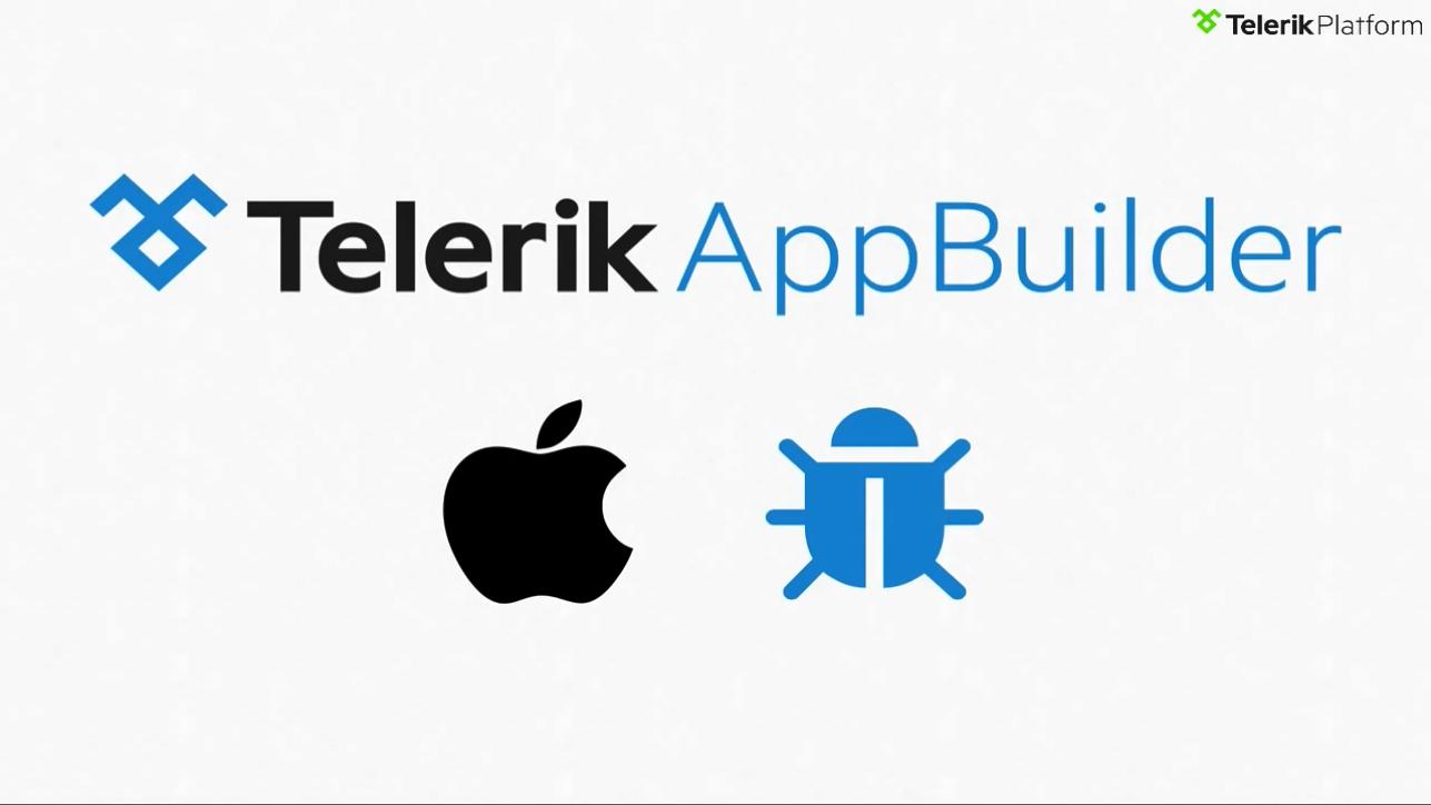 使用 Telerik 构建移动应用程序 - 第三部分
