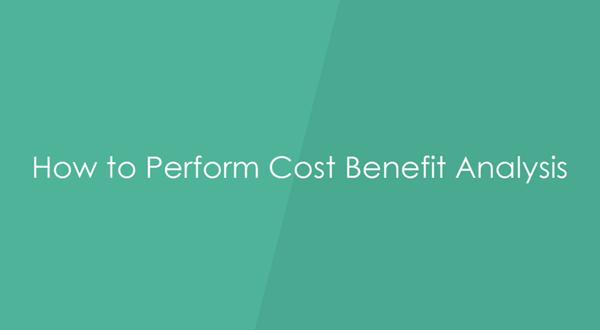 Visual Paradigm项目管理教程:如何进行成本效益分析