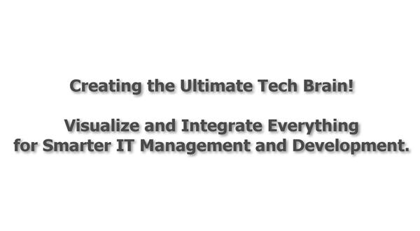 TheBrain网络研讨会20170713期:TheBrain的IT项目管理
