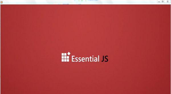 Essential Studio for JavaScript基本介绍