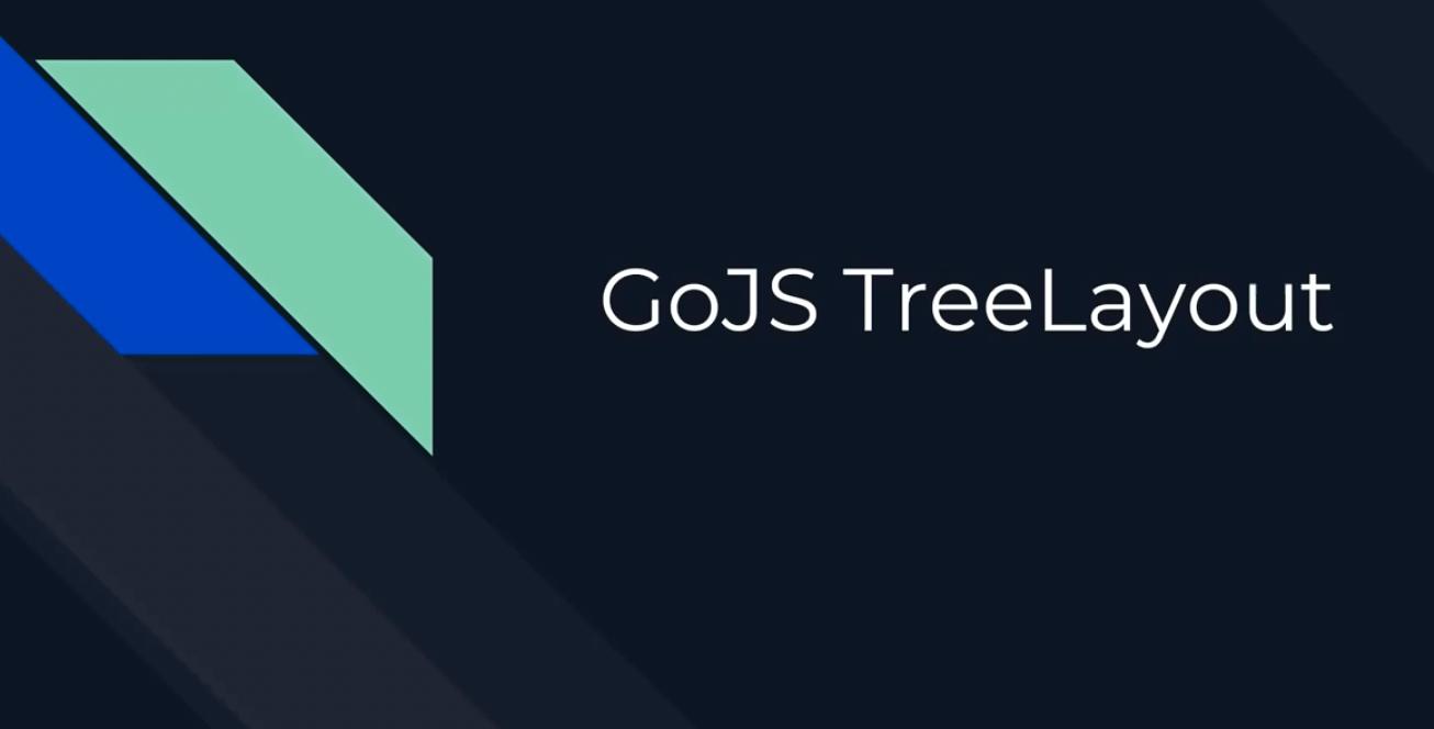 GoJS布局(三):树形布局
