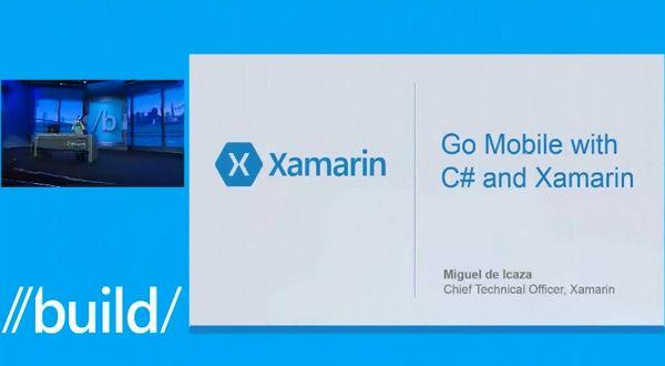 Xamarin视频教程:使用C#和Xamarin开发移动应用介绍