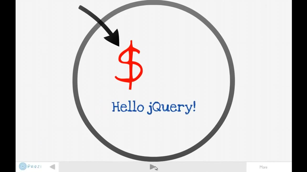 ASP.NET开发人员的专属HTML5开发(第1单元)- Hello jQuery