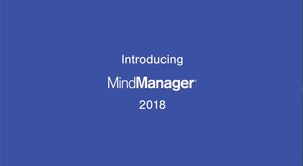 MindManager 2018全新特性介绍