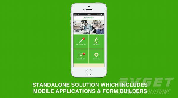 Kaonsoft移动应用概述(3):Kaonsoft Form Digitizer App