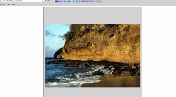 LEADTOOLS HTML5 / JavaScript Image Viewer的应用