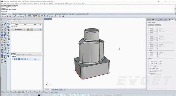 ModuleWorks 2015.12 新功能介绍(2):多个加工表面偏移量