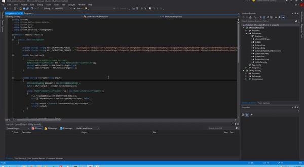 .NET Reactor混淆字符串的演示