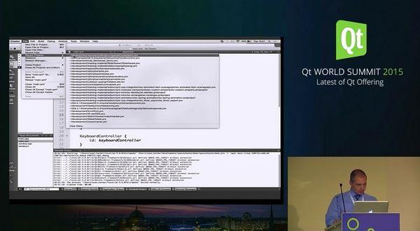 Qt Enterprise:使用Qt 3D构建桌面和嵌入式用户界面(二)