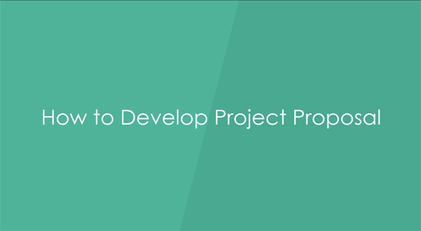 Visual Paradigm项目管理教程:如何开发项目建议书
