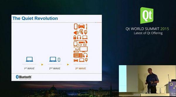 Qt Enterprise:使用低功耗蓝牙和Qt创建物联网应用