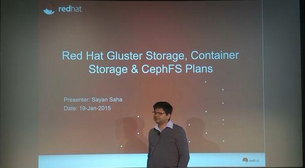 红帽用户名存储、容器存储以及CephFS计划介绍