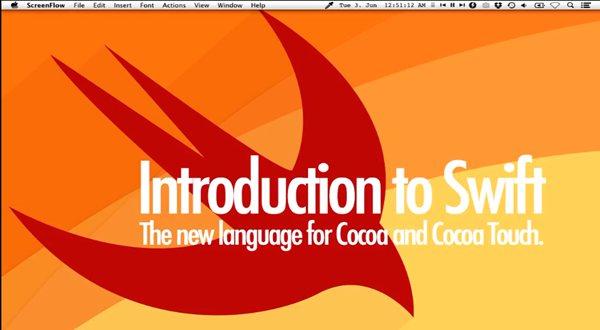 Swift编程语言快速上手入门视频教程