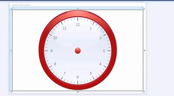 DevExpress WPF视频教程:如何设计一个仪表