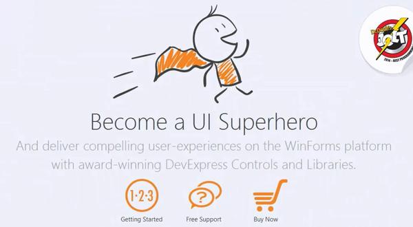 DevExpress 2016.1新版预告:Winforms Office animations