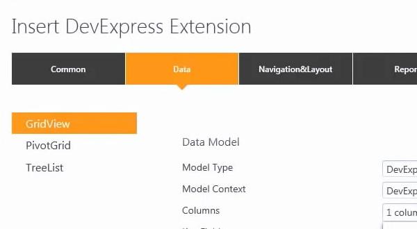 DevExpress ASP NET MVC:Data Grid的常用自定义功能-视频教程-慧都网