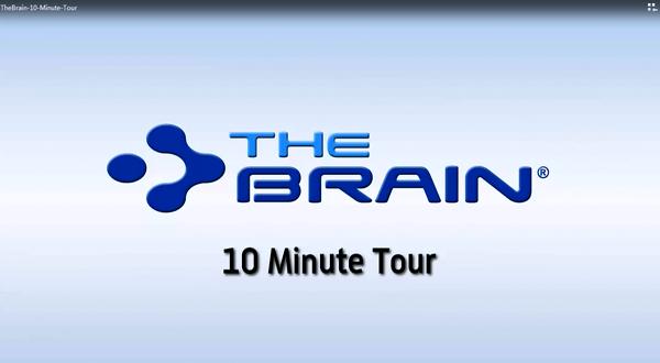 TheBrain概览:10分钟时间了解TheBrain
