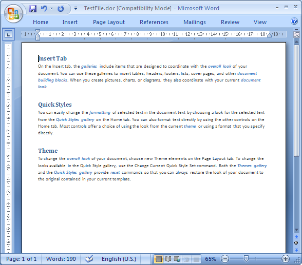 Aspose.Words for .NET样式处理教程——如何根据样式提取内容