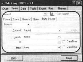 记录与序列点同步时数据源的设定