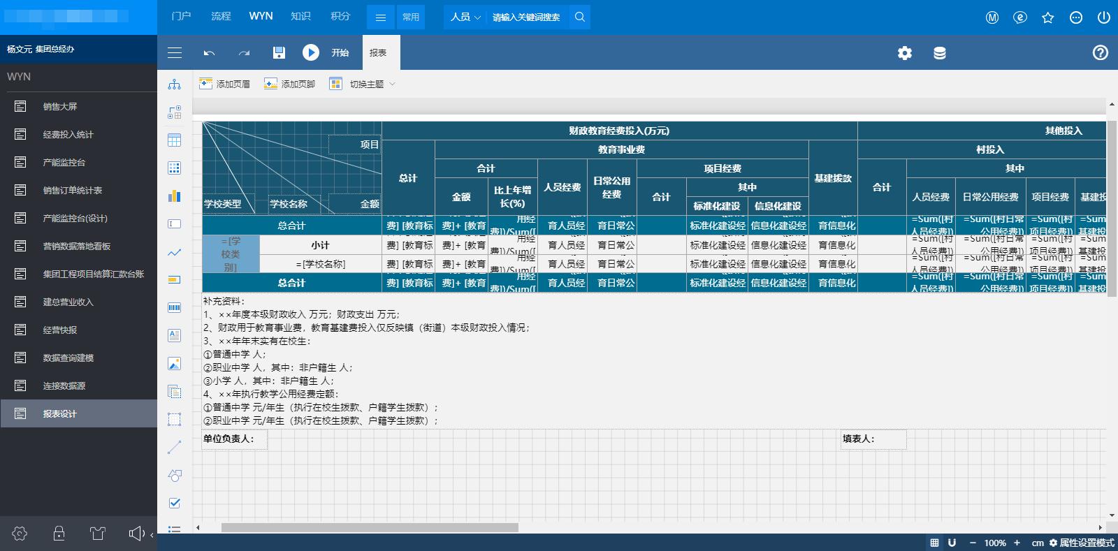 """应用软件的嵌入式分析之旅,Wyn Enterprise如何实现""""自助式数据服务门户""""的需要(下)"""
