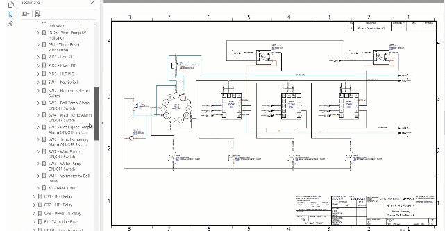 使用SOLIDWORKS Electrical实时更新您的电气原理图