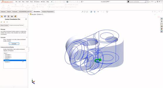 SOLIDWORKS Simulation入门-夹具和荷载
