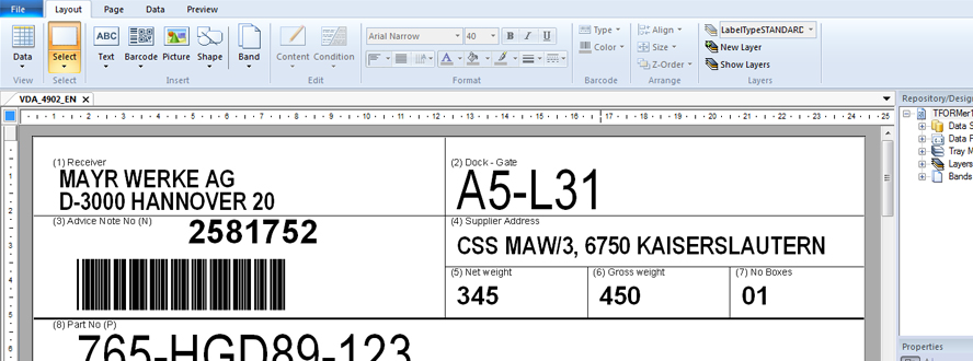 Barcode Studio创建高品质的专业条码图片