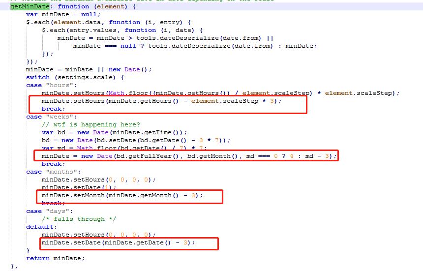 jQuery Gantt Package使用教程:如何实现任务甘特图