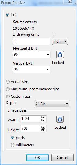 通用CAD图纸处理软件ABviewer2020最新格式转换教程:保存为栅格格式(PNG/JPEG/GIF)
