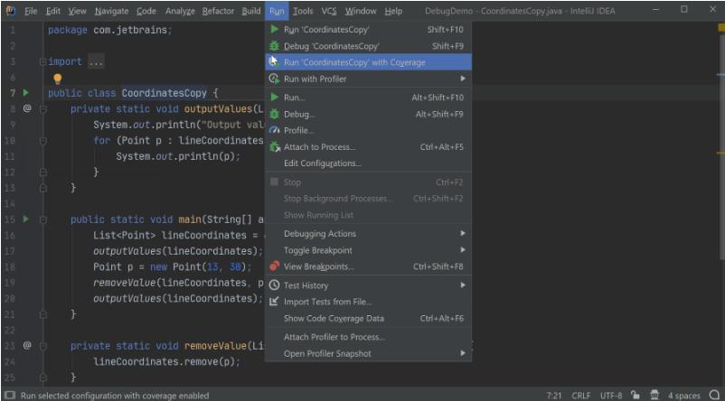Java开发工具IntelliJ IDEA教程:调试器基础