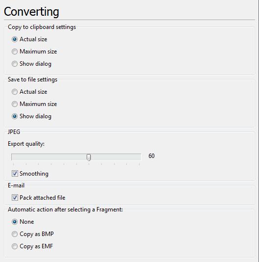 通用CAD图纸处理软件ABviewer2020最新基础教程:转换设置