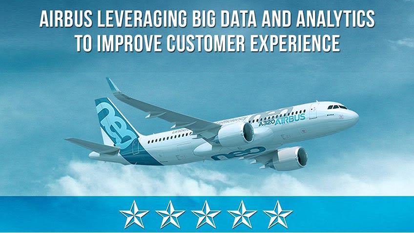 空客利用大数据和分析来改善客户体验
