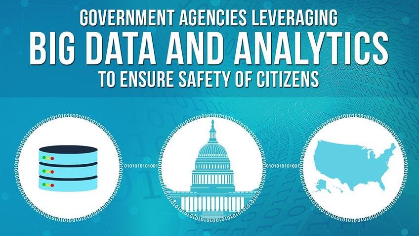 政府机构利用大数据和分析技术确保公民安全