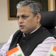 奥里萨邦政府电子与信息技术部部长Manoj Kumar Mishra