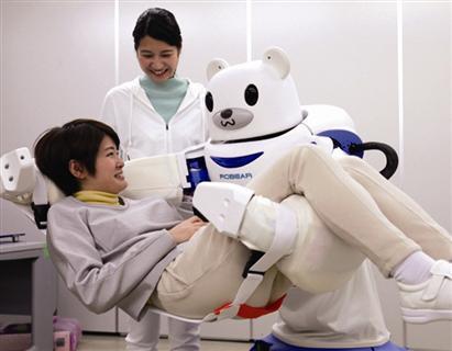 机器人护士