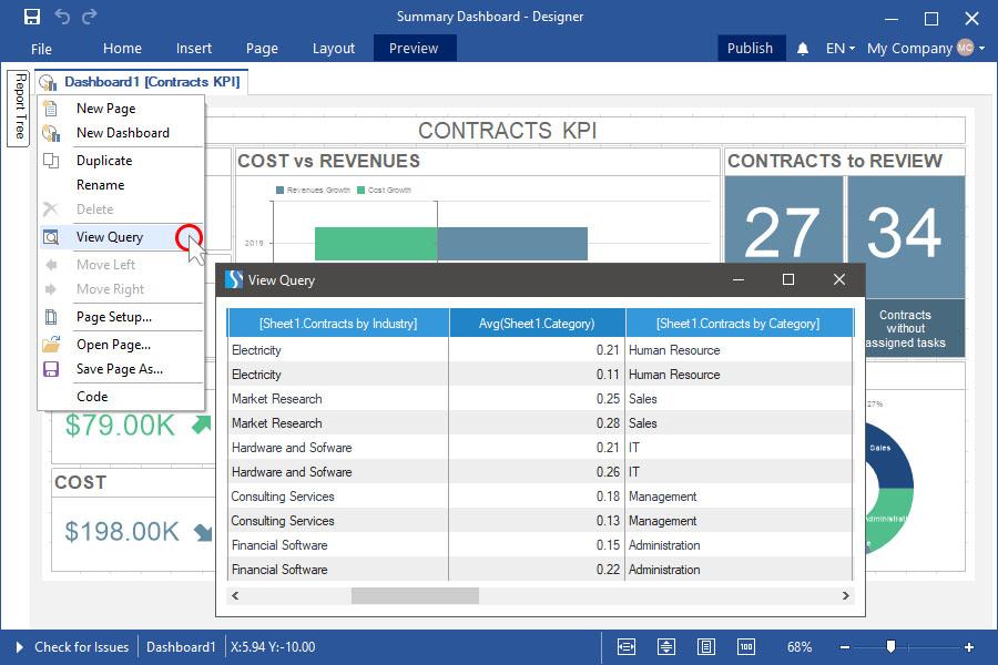支持.NET Core 3.1 for WinForms组件!Stimulsoft v2020.4酷炫来袭!让报表&仪表盘生成更轻松!