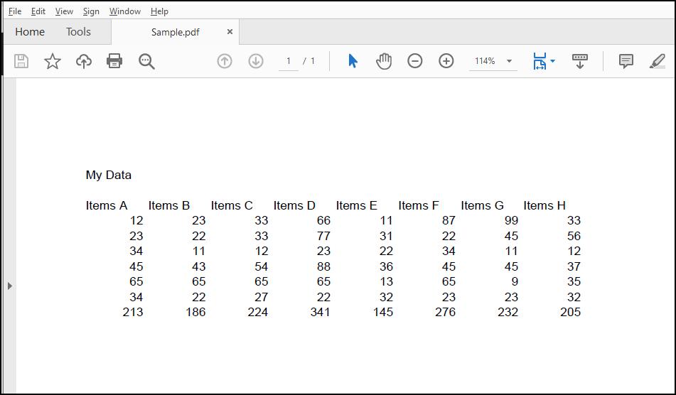 Excel管理控件Aspose.Cells功能教程——使用C#实现CSV和PDF文件互转