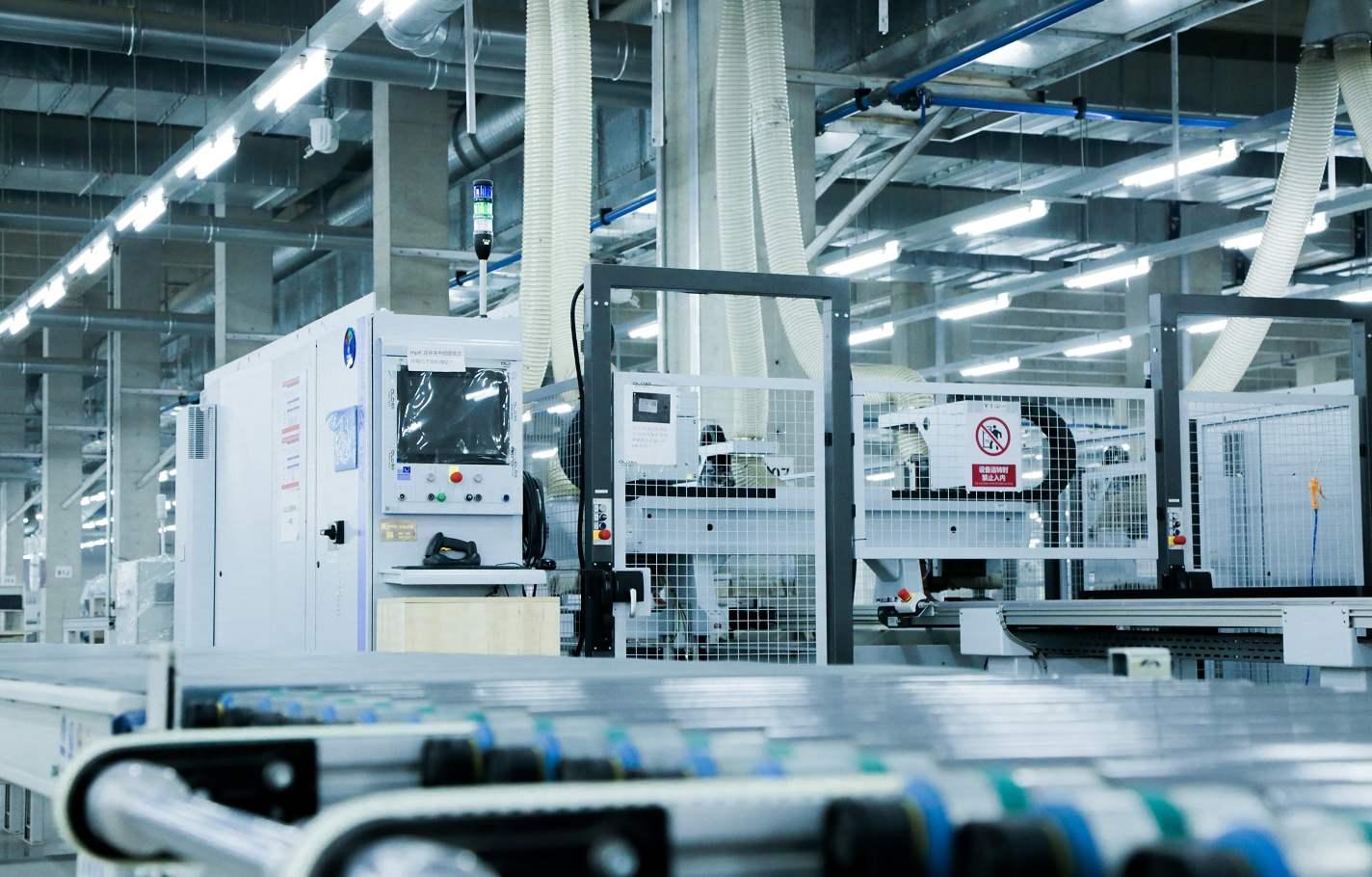 MES系统已经成为智能工厂建设的核心